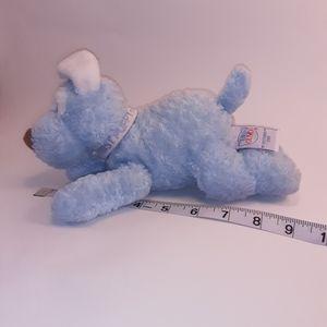 Gund Other - Gund blue plush my first puppy, 9 in approximately